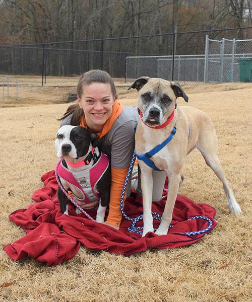 Brittney Mahoney - Shelter Supervisor