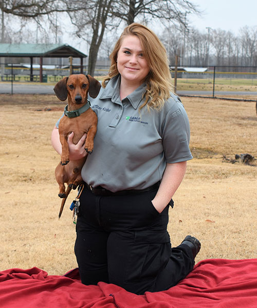 Lauren Koder - Animal Services Officer