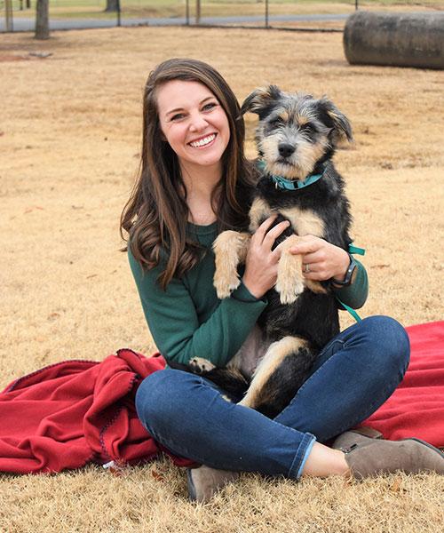 Shelby Glover - Programs Coordinator